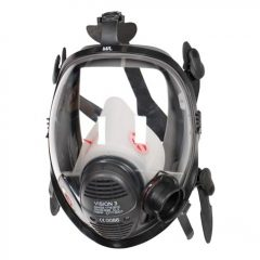 Power Assisted Full Face Respirators