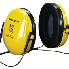 Peltor Optime I Neckband Ear Muffs