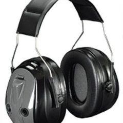 Peltor Push-to-Listen Helmet Mounted Ear Muffs