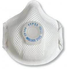Moldex 2505 FFP3S Disposable Mask