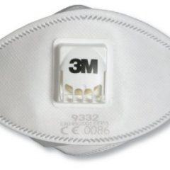 3M 9332+ Aura FFP3 Disposable Mask